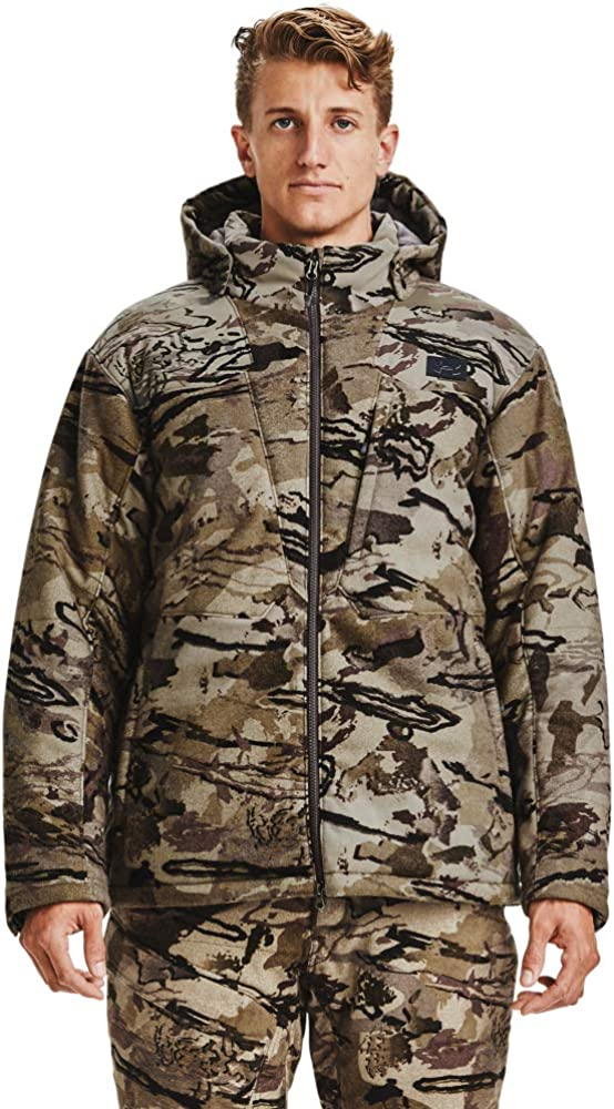 Under Armour Men's Revenant Woven Stretch Parka Jacket