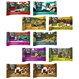 Picky Bars Real Food Energy Bars, 10 Bar Variety Pack - All Natural, Gluten-Free (10 Pack)