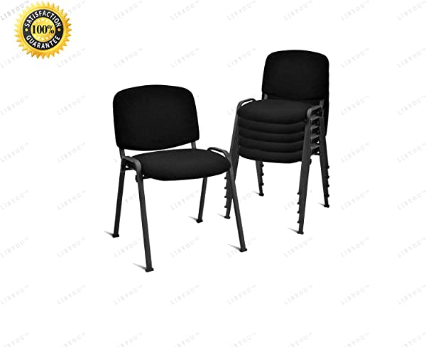 COLIBROX Conference Chairs Waiting Room Chairs Guest Reception Chairs Conference Chairs Set Office Chairs Stackable Office Chairs Office Reception Chairs Armless Guest Chairs