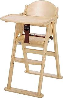 カトージ 木製ハイチェア cena ナチュラル 7か月~ 22405