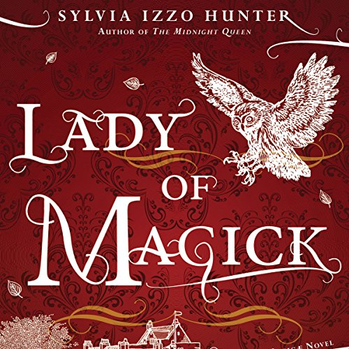 Lady of Magick audiobook cover art