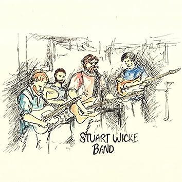 Stuart Wicke Band Live