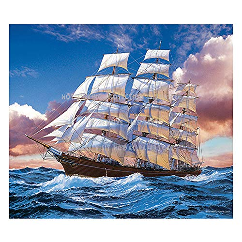 DIY 5D Diamond Embroidery Landscape Diamond Painting for Kids & Adults,Crystal...