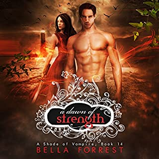 A Shade of Vampire 14: A Dawn of Strength audiobook cover art