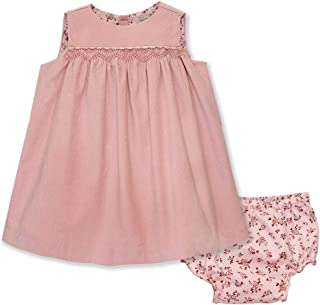 corduroy babydoll dress