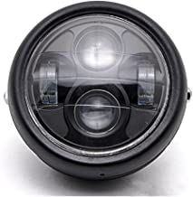 DLLL LED Universal Metal Negro 6,5