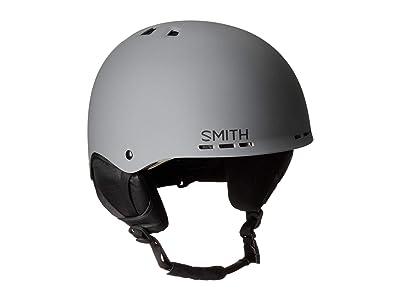 Smith Optics Holt Snowboard Helmet (Matte Charcoal) Helmet