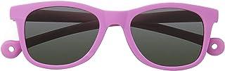 PARAFINA TRADEMARK - PARAFINA Delfin Gafas de Sol para Niño y Niña con Lentes Verdes y Protección UV400 (no polarizado), Resistentes al Agua y Flexibles, Montura Eco-Friendly color Rosa