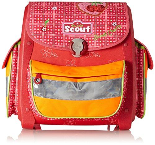 Scout 725009 Buddy Set Kinder-Rucksack, Rot