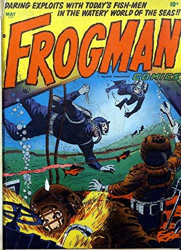 Frogman v01 011 -JVJ (English Edition)