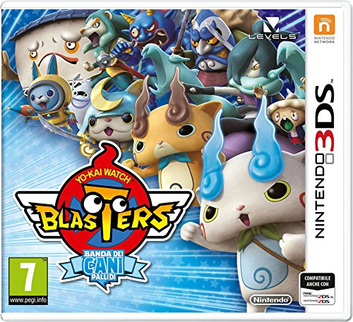 Giochi per Console Nintendo Yo-Kai Watch Blasters - Banda dei Cani Pallidi