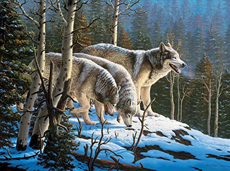 Ceaco Wolves  Wildlife Puzzle