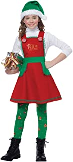 Elf in Charge Child Costume-