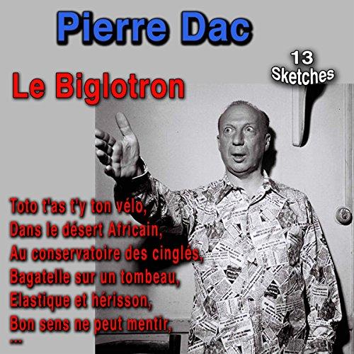 Couverture de Le Biglotron