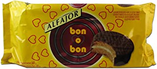 Bon O Bon Milk Chocolate Alfajores 6 Cookies Per Package