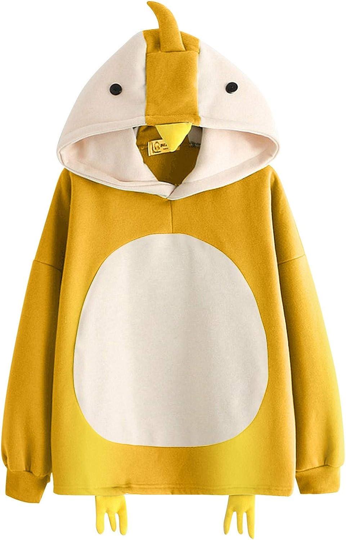 Womens Cute Hoodies, Womens Long Sleeve Cute Graphic Hoodie and Sweatshirt Crewneck Casual Loose Pullover Tops