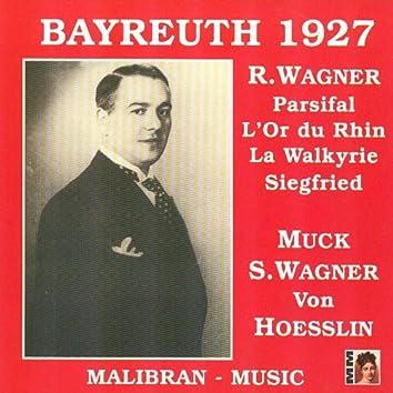 Bayreuth 1927