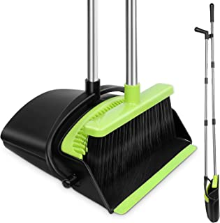 Best long handled dustpan and brush set Reviews