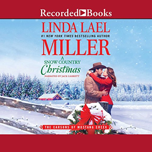 A Snow Country Christmas audiobook cover art