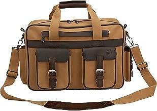 Flight Outfitters Bush Pilot Folio Briefcase Bag
