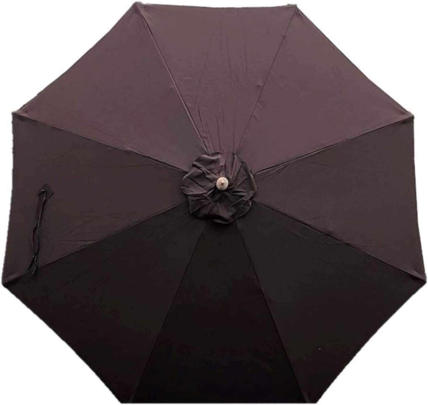 Formosa Covers Baltimore Mall Sunbrella Fabric Mail order cheap 9ft Market 8 Outdoor Patio Ribs
