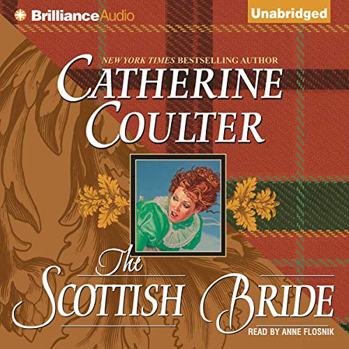 The Scottish Bride audiobook cover art