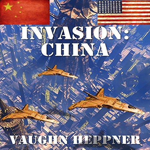 Invasion: China audiobook cover art