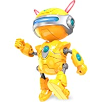 DeeRC Educational Voice Robot Toy with Interactive Talking Bright LED