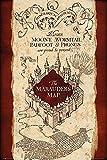 Harry Potter Poster Marauders Map (61x 91,5cm)