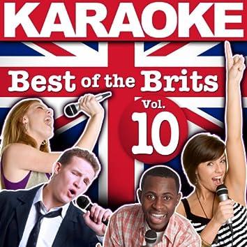 Karaoke Best of the Brits, Vol. 10