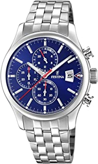 Festina F20374/2 Stainless Steel Analog Casual Watch for Men
