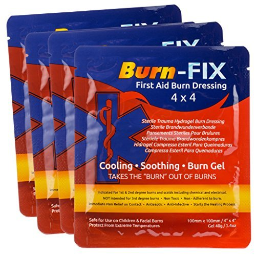 Burn Care Products