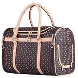 BELLAMORE GIFT Groß Transporttasche Hundetasche für 3-5kg Hunde und Katzen Hundebox Katzentasche...