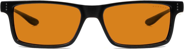 Gunnar Gafas para Videojuegos y Ordenador | Modelo: Vertex | con filtro de Luz Azul | Lente Patentada con protección 65% de Luz Azul y 100% de UV