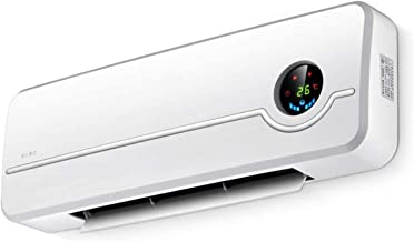 Mdjywl 2000 W Calefactor Cerámico De Pared, 56X18.6X7.5cm Calefactor Cerámico De Pared Ready Warm Ceramic con Pantalla Digital Apto para Baños