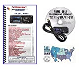 Yaesu FT-991A Accessory Bundle - 3 Items: Includes RT Systems Programming Software/Cable Kit, Nifty! Mini-Manual and Ham Guides TM Quick Reference Card!!