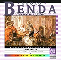 Georg Benda - Soireé a Gotha (Musica aeterna)
