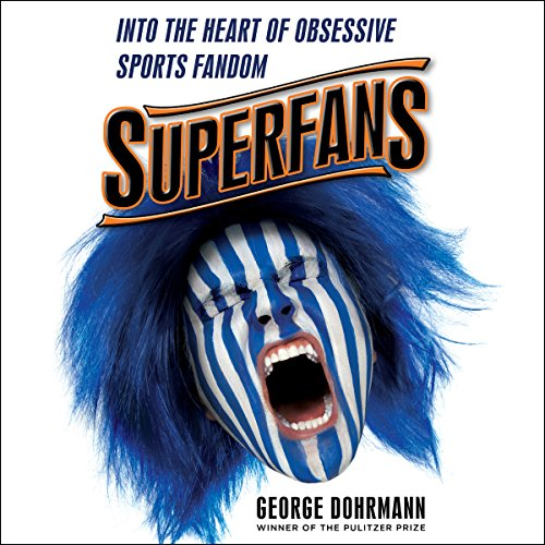 Superfans audiobook cover art