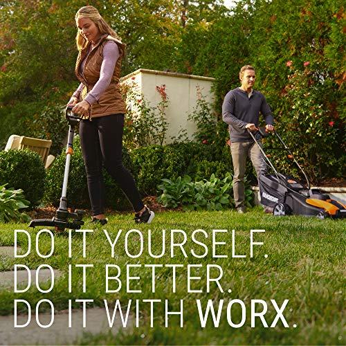 WORX WA4092 Universal Fit Blowers Gutter Cleaning Kit, Basic Pack