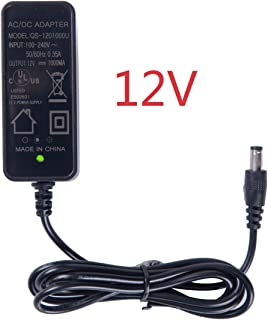 12V Charger for Kids Ride On Car,12 Volt Battery Charger for Best Choice Products SUV Car a Variety of Electric Baby Carriage Ride Toy Battery Supply Power Adapter (New Edition)