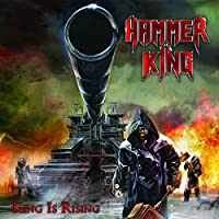 KING IS RISING/BLACK V [12 inch Analog]