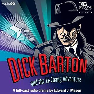 Dick Barton and the Li-Chang Adventure cover art