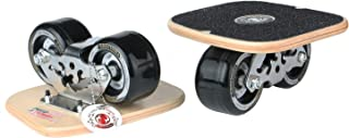 TwoLions 7 Layer Canadian Maple Deck Freeline Drift Skates With High Rebound Pu Wheels