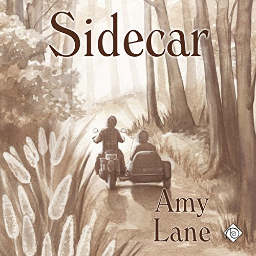 Sidecar audiobook cover art