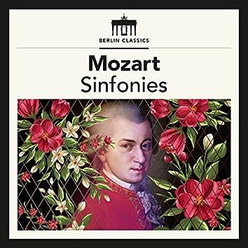 Mozart: Sinfonies