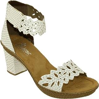 15d6d852e6ed Amazon.fr : Rieker - Sandales / Chaussures femme : Chaussures et Sacs