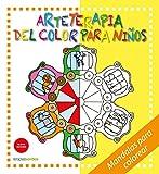 Arteterapia del color para niños (Terapias Mandalas)