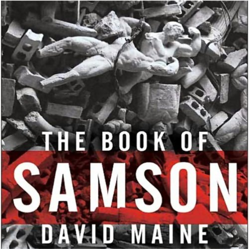 The Book of Samson audiobook cover art