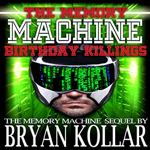 Birthday Killings audiobook cover art