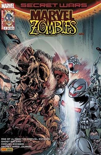 Secret wars : Marvel zombies 2